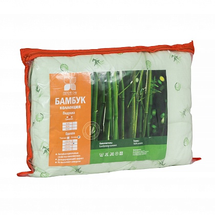 "Одеяло легкое ""Бамбук"""