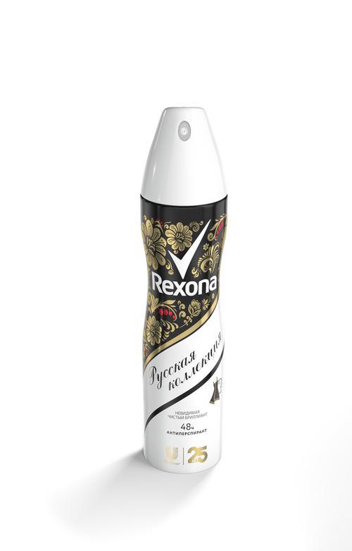 "описание Антиперспирант аэрозоль ""Rexona women crystal clear pure"", 150 мл"