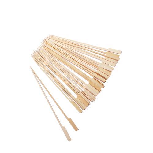 Бамбуковые палочки для шашлыка 24см (50шт в упаковке)