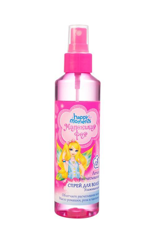 """цена Ухаживающий спрей для волос """"легкое расчесывание"""" маленькая фея"""