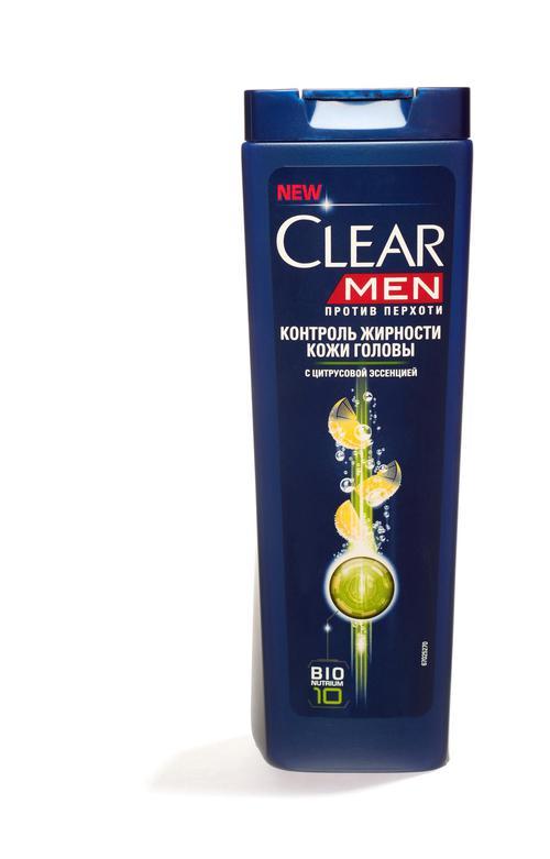 отзыв Clear Vita abe шампунь 400мл проти перхоти для мужчин контроль жирности кожи головы/12