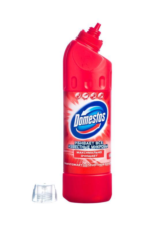"""цена Универсальное чистящее средство """"Domestos Red Power"""" 500 мл"""