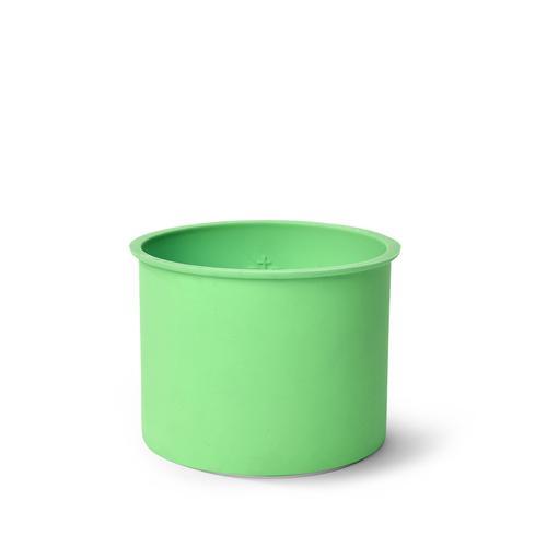 Форма для выпечки кулича 10x8см, цвет Зеленый чай (силикон)