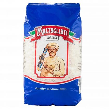Maltagliati. Крупа Рисовая. Рис шлифованный среднезерный. Первый сорт