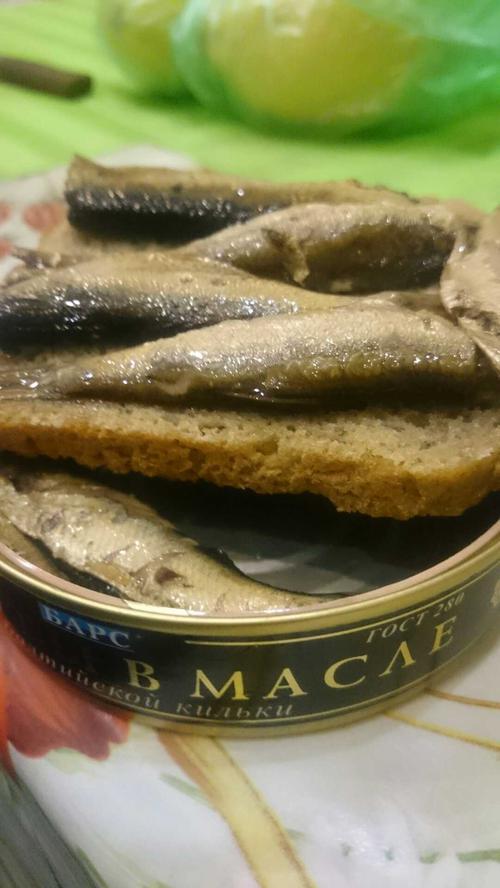 цена Консервы рыбные стерилизованные.Шпроты в масле «Барс» из балтийской кильки.