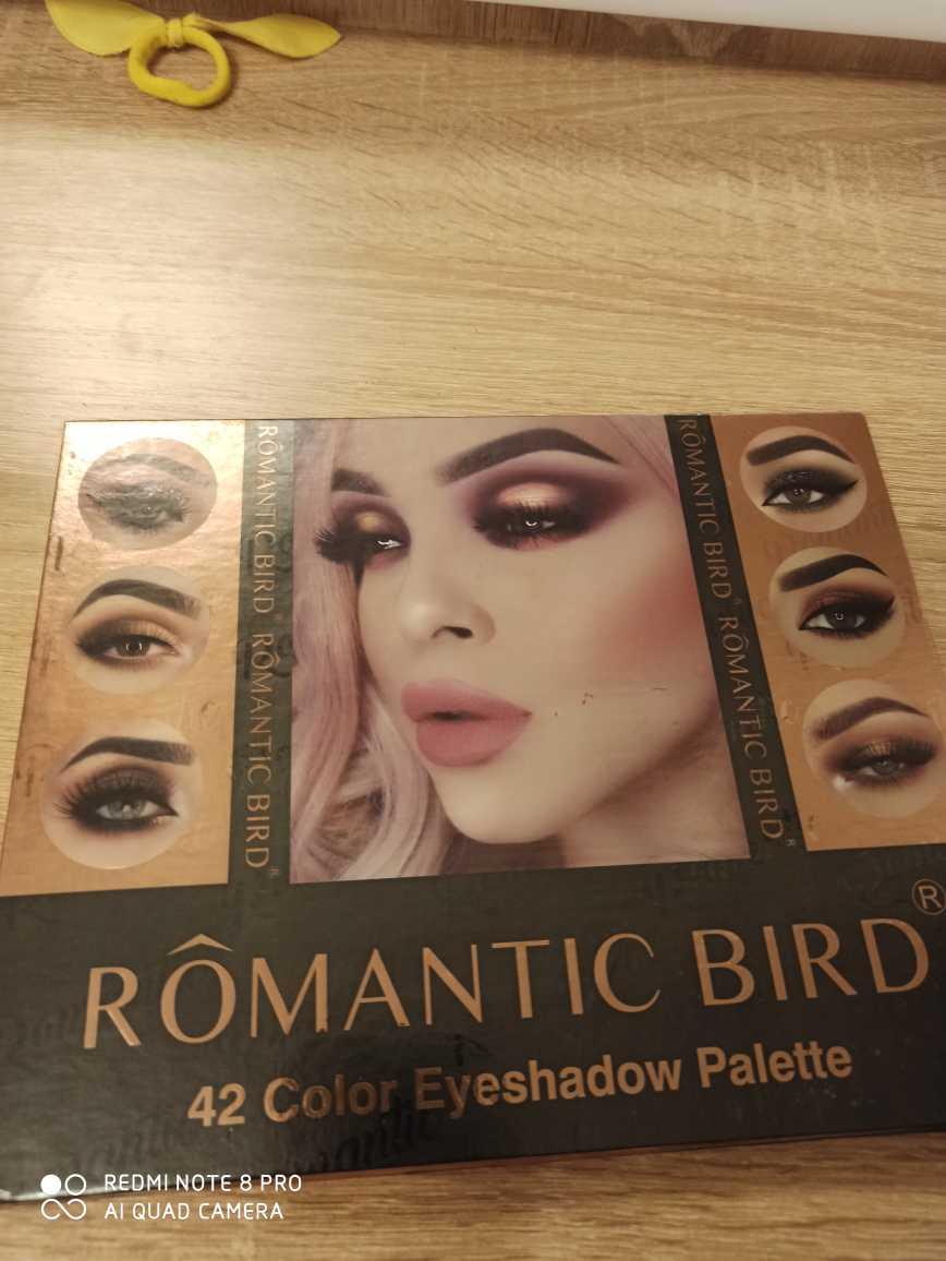Тени romantic bird