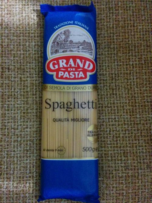 фото3 Спагетти Grand DI Pasta