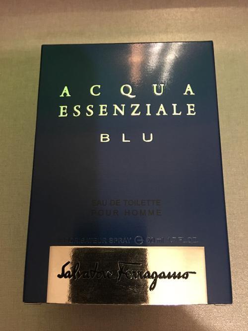 Salvatore Ferragamo acqua essenziale blu EDT homme 50ml