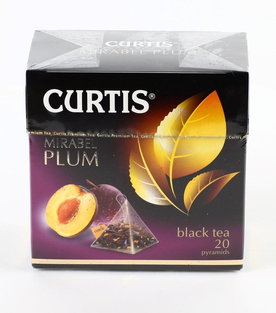 чай кертис черный отзывы