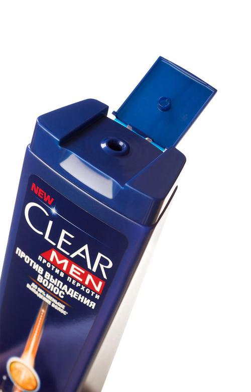 отзыв Шампунь Clear Vita ABE против перхоти для мужчин против выпадения волос, 400мл.