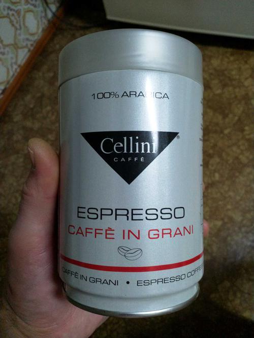 Cellini Kaffeebohnen Caffè Espresso in Grani