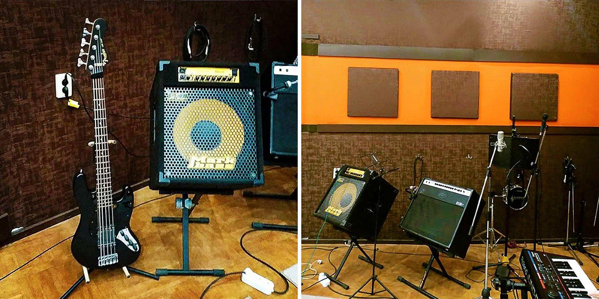 Репетиционная точка KOZMIN'S STUDIO. Фото: VK