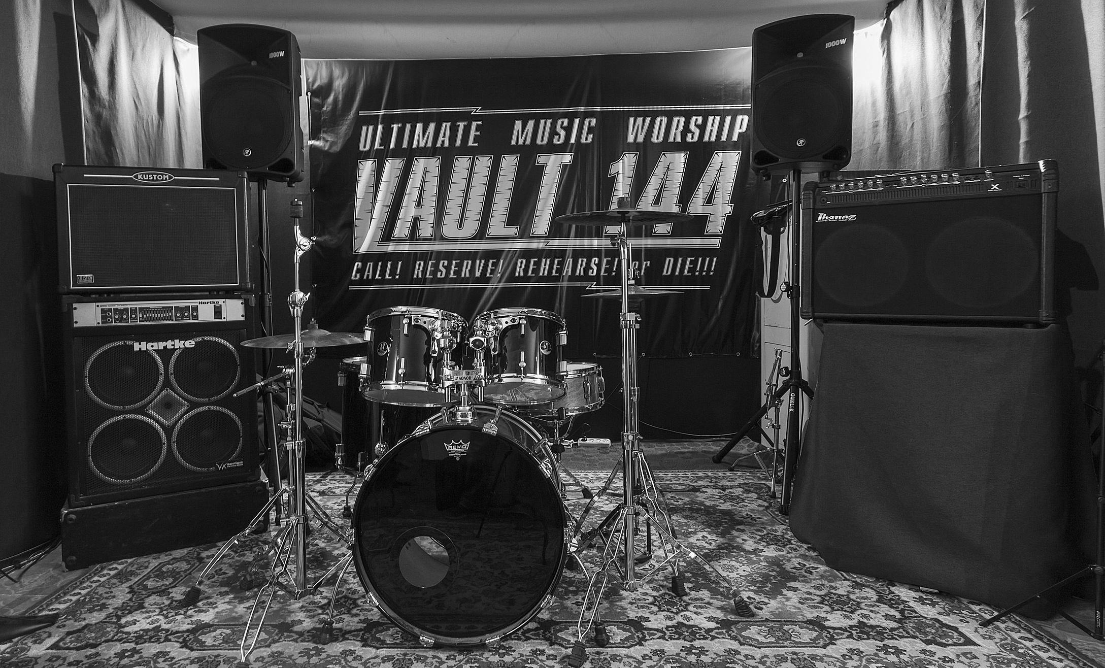 Фото: VAULT 144