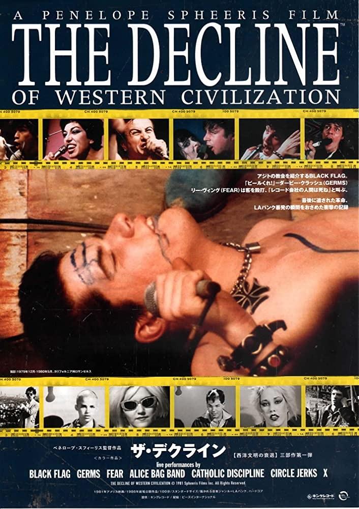 Падение западной цивилизации