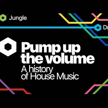 Pump up the volume: A history of House music