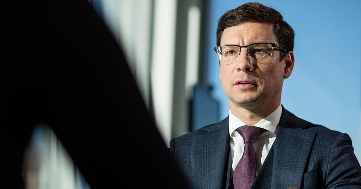 Александр Либеров, Siemens: «Цифровизация – не самоцель»