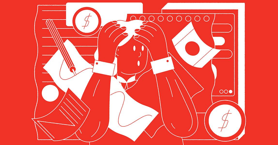 Как они это делают: 6 ИП о том, за что налоговая может оштрафовать или заблокировать счет — икак этого избежать