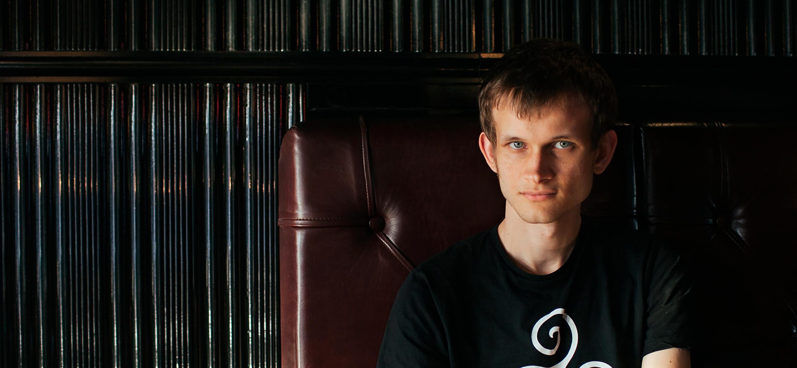 Создатель Ethereum Виталик Бутерин: «Блокчейн поможет искоренить коррупцию»