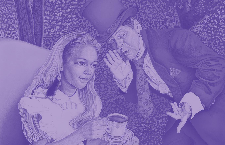 «Алиса встране чудес»: 4 урока бизнеса изсказки Льюиса Кэрролла