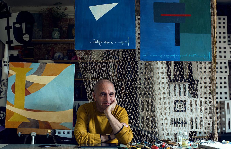 Юрий Гордон: как стать бизнесменом иостаться художником отАадоЯя