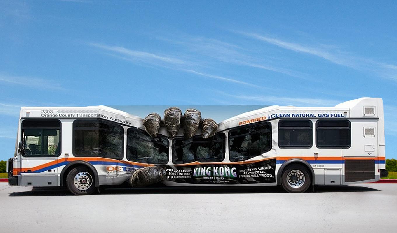 Как рекламироваться на транспорте и не сжечь бюджет впустую