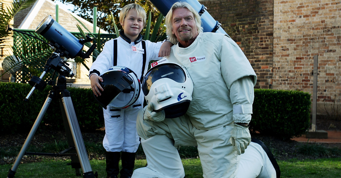 Ричард Брэнсон против Илона Маска: космическая гонка с призом в миллиарды долларов