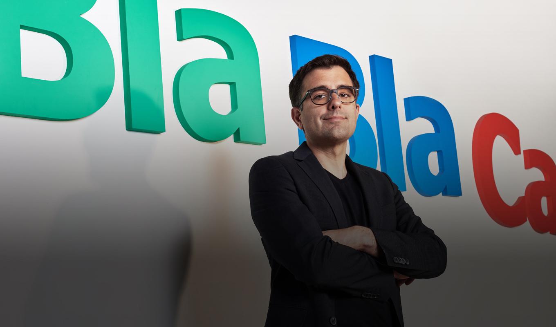 Сооснователь BlaBlaCar Николас Брюссон: «Скоро люди будут покупать не автомобили, а доступ к ним»