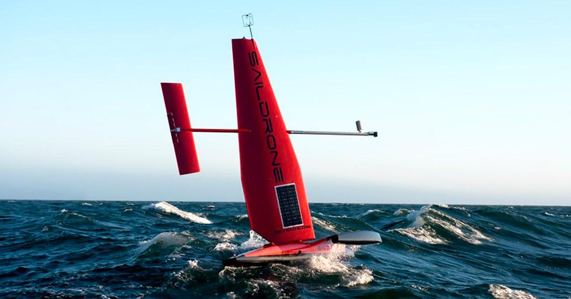 Saildrone: Как бывший гонщик зарабатывает на беспилотных лодках (и хочет предсказывать погоду)