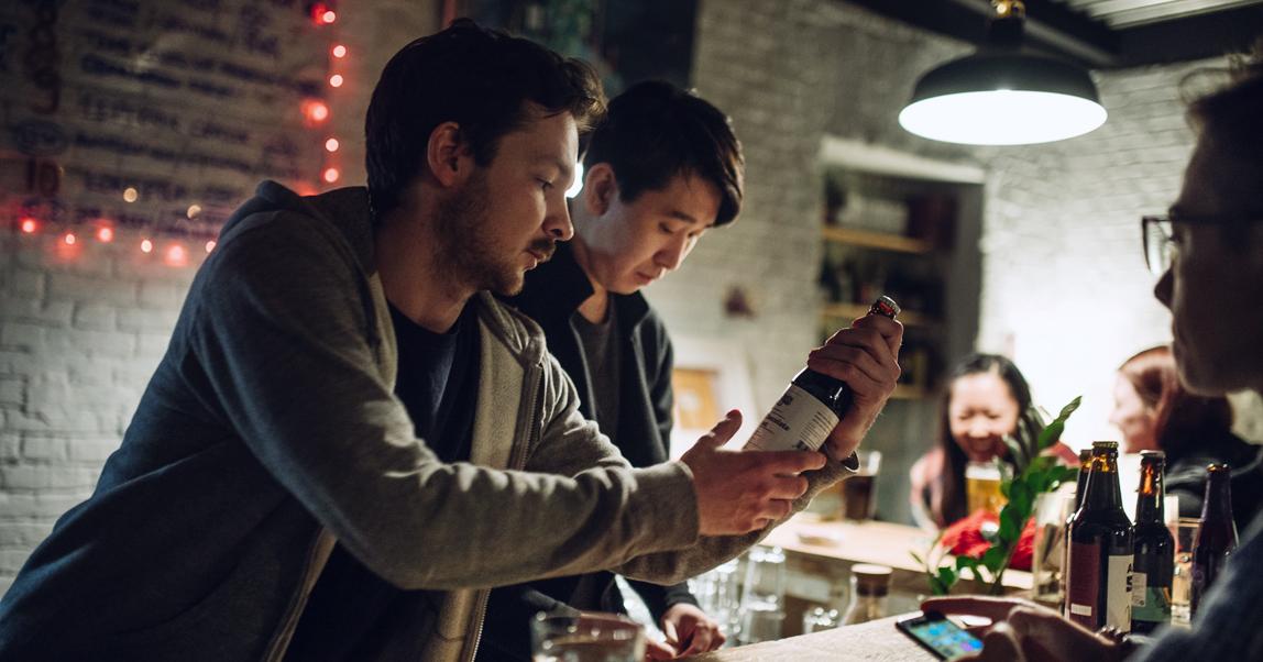 «Сосна и Липа»: заработать миллион в месяц на крафтовом баре без вывески