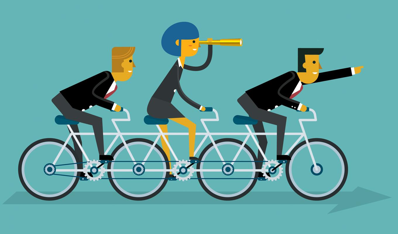 «Организация будущего»: как трансформироваться в «бирюзовую компанию»