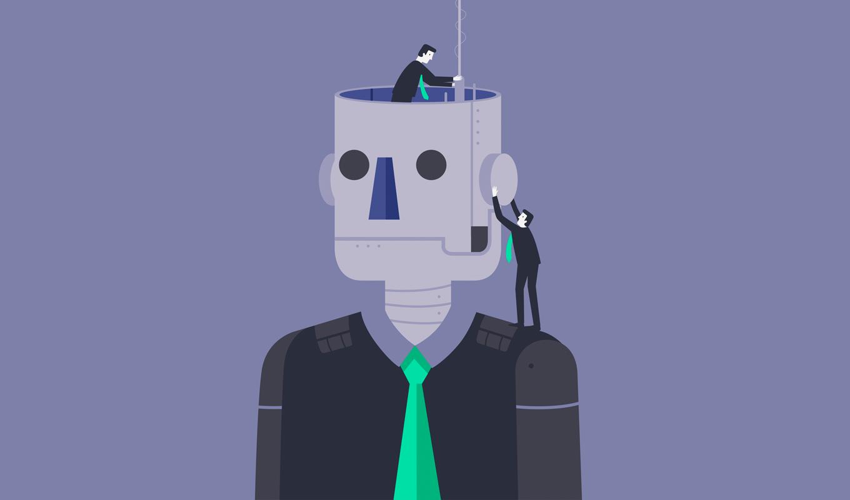 Гейтс и Маск неправы: роботы не отнимут у людей работу, а помогут ее найти