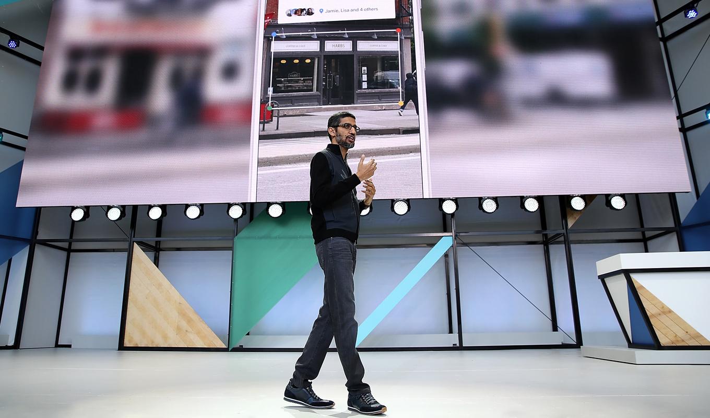 Глава Google не использует списки в презентациях — и вам не стоит