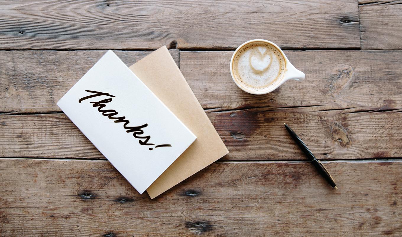 Как выразить благодарность в письме (чтобы вам поверили)