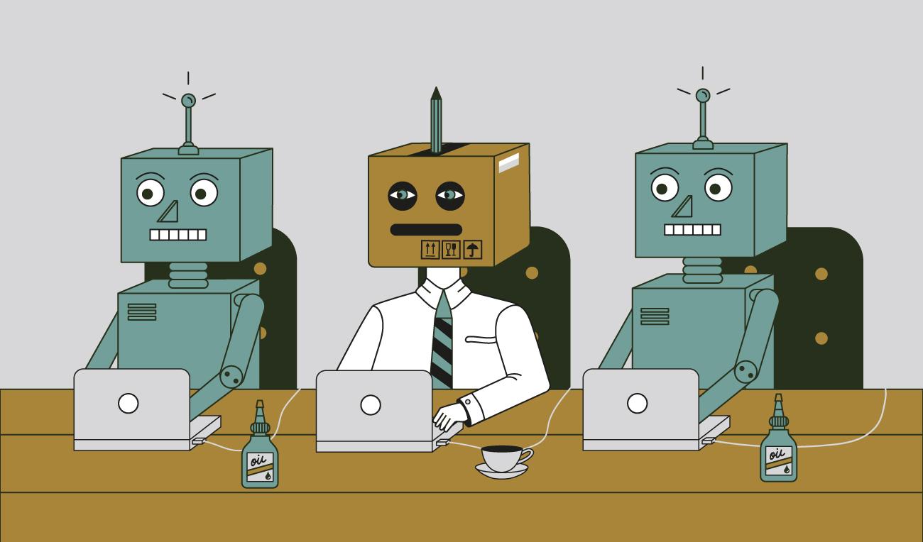 Пять шагов к победе над машинами (как не позволить искусственному интеллекту вытеснить людей)