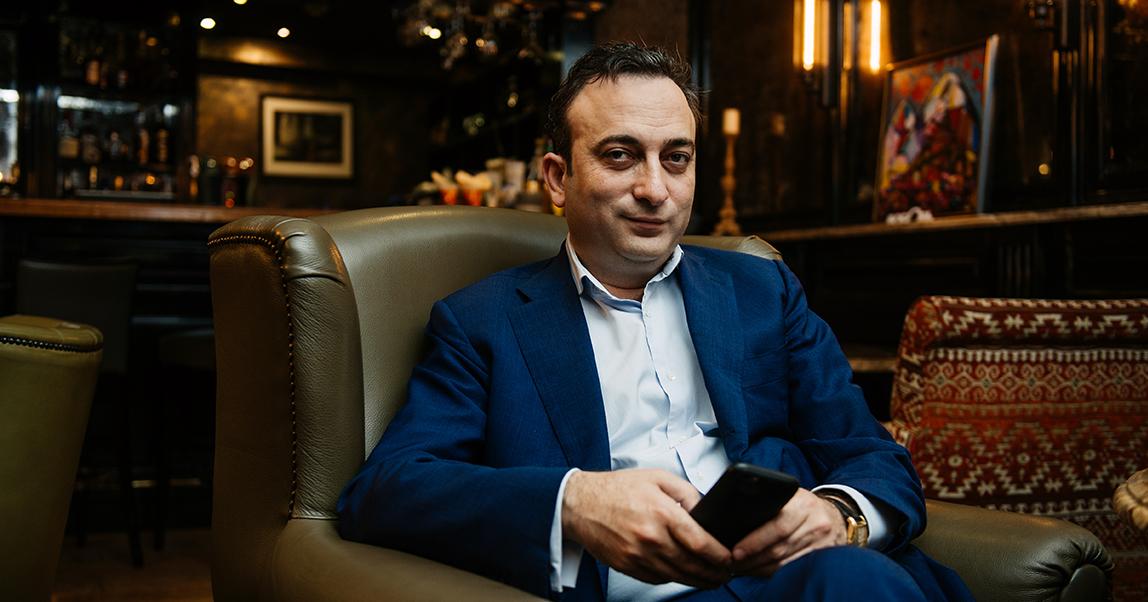 Сооснователь бизнес-школы «Сколково» Гор Нахапетян: MBA нужно получать, когда ты уже в бизнесе