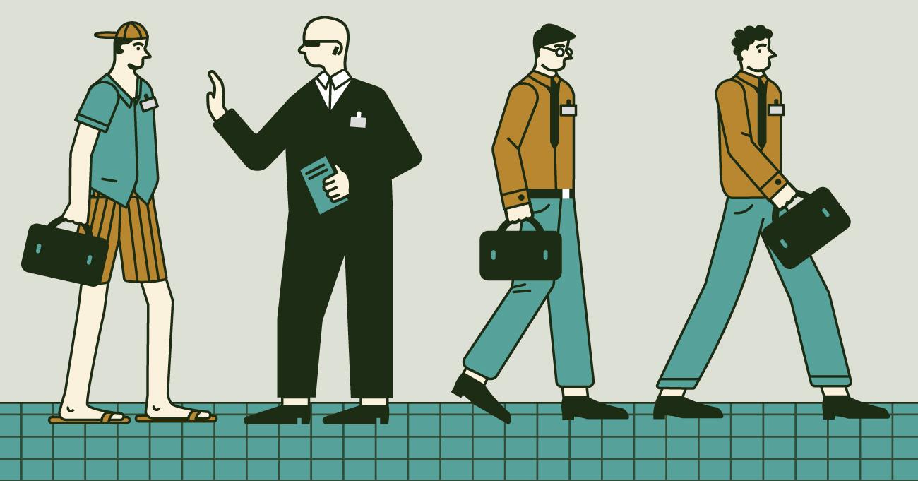 Зачем они это делают: вводят дресс-код на работе
