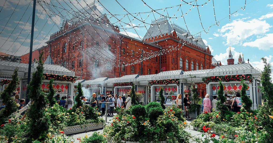Фестиваль «Московское лето. Цветочный джем»: в чем выгода для бизнеса