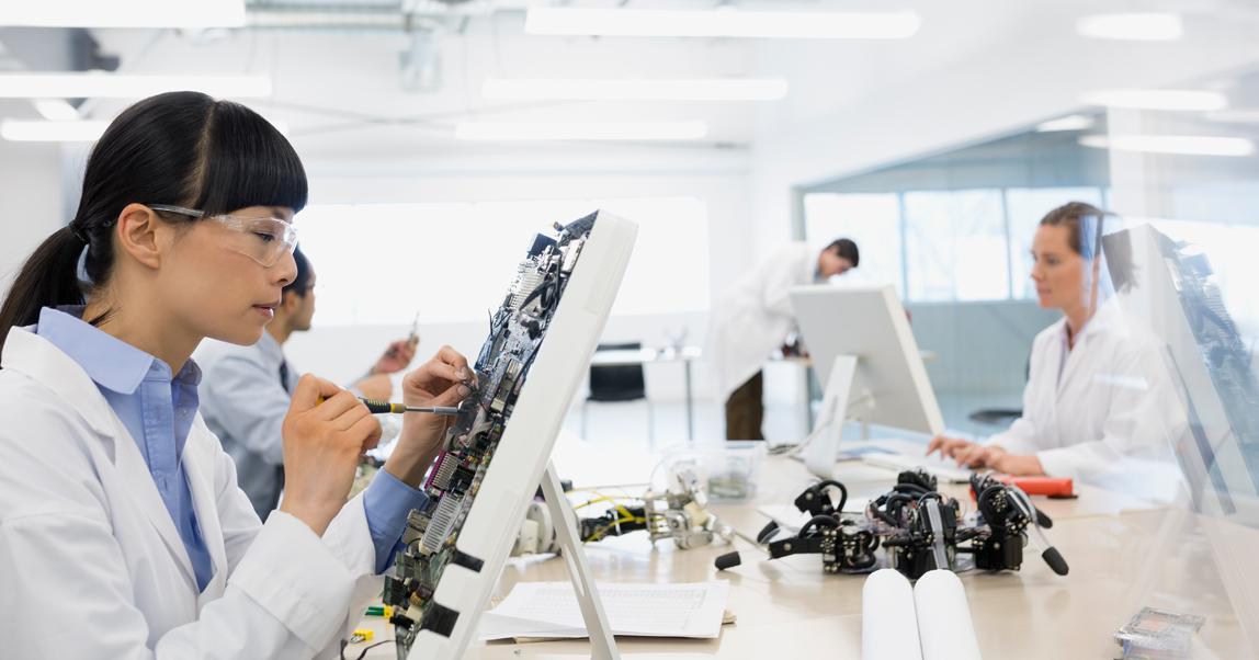10 самых инновационных компаний мира