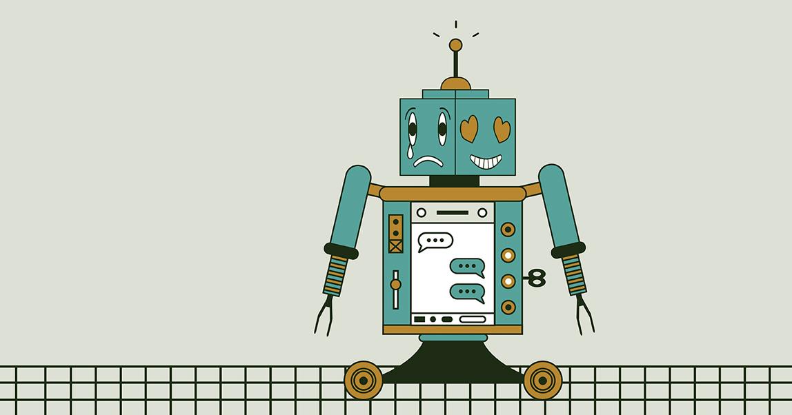 Бесчувственные роботы: чего не хватает чатботам, чтобы совершить революцию