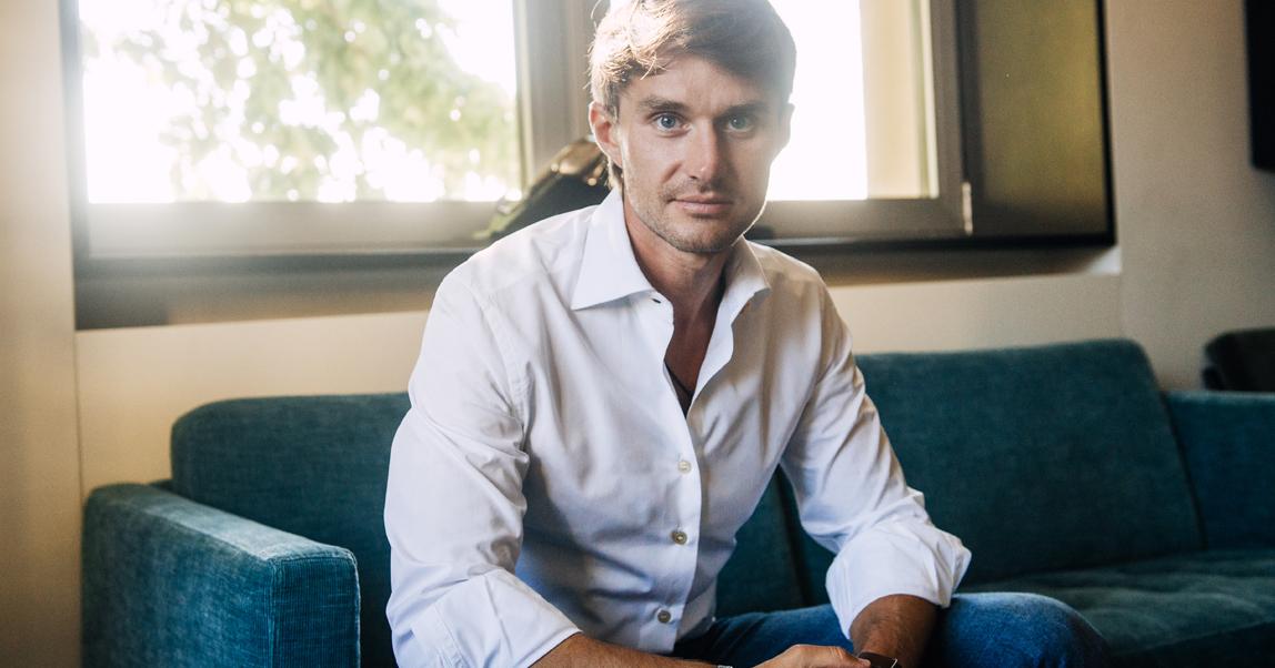 Основатель «Вертикали» и игровой компании Innova Георгий Чумбуридзе — о том, как стартап превратить в компанию с миллиардным оборотом