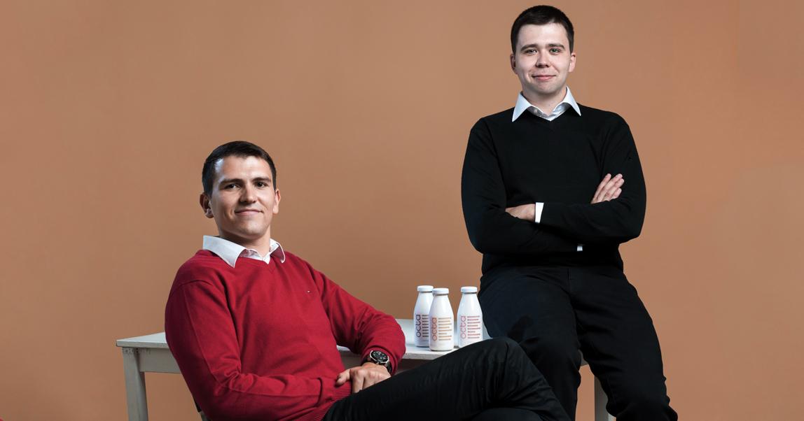 OCTA: как вывести на рынок необычный напиток и открыть своё производство (меньше, чем за год)