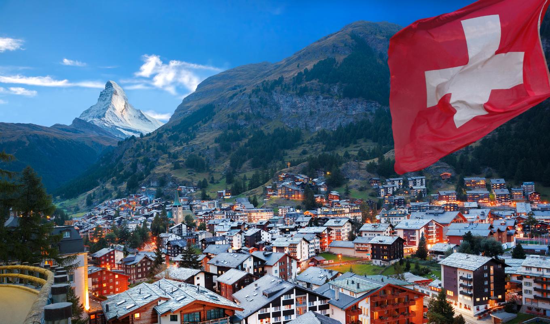 Каждый день, картинки швейцария