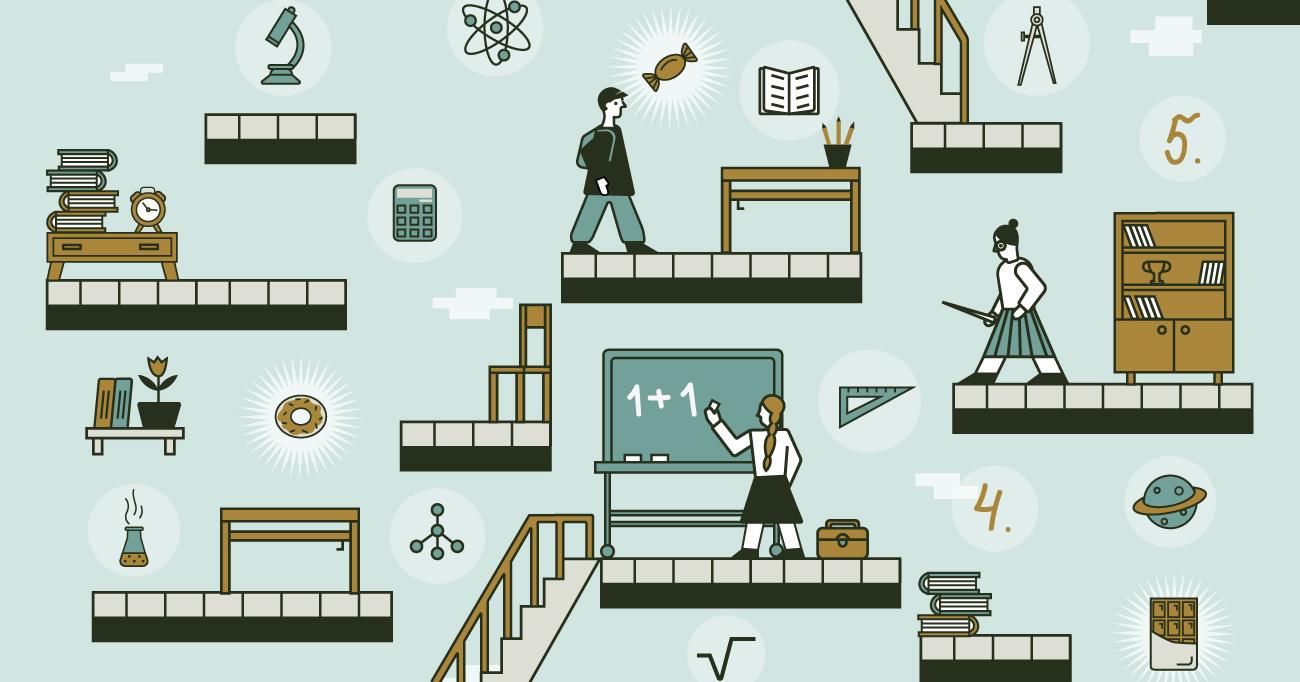 Обучающие игры, большие данные и цифровые библиотеки: как технологии меняют систему образования