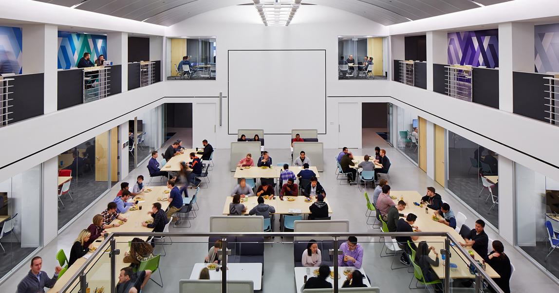 Стильный рост: 7 лучших офисов из нового списка Inc. 5000