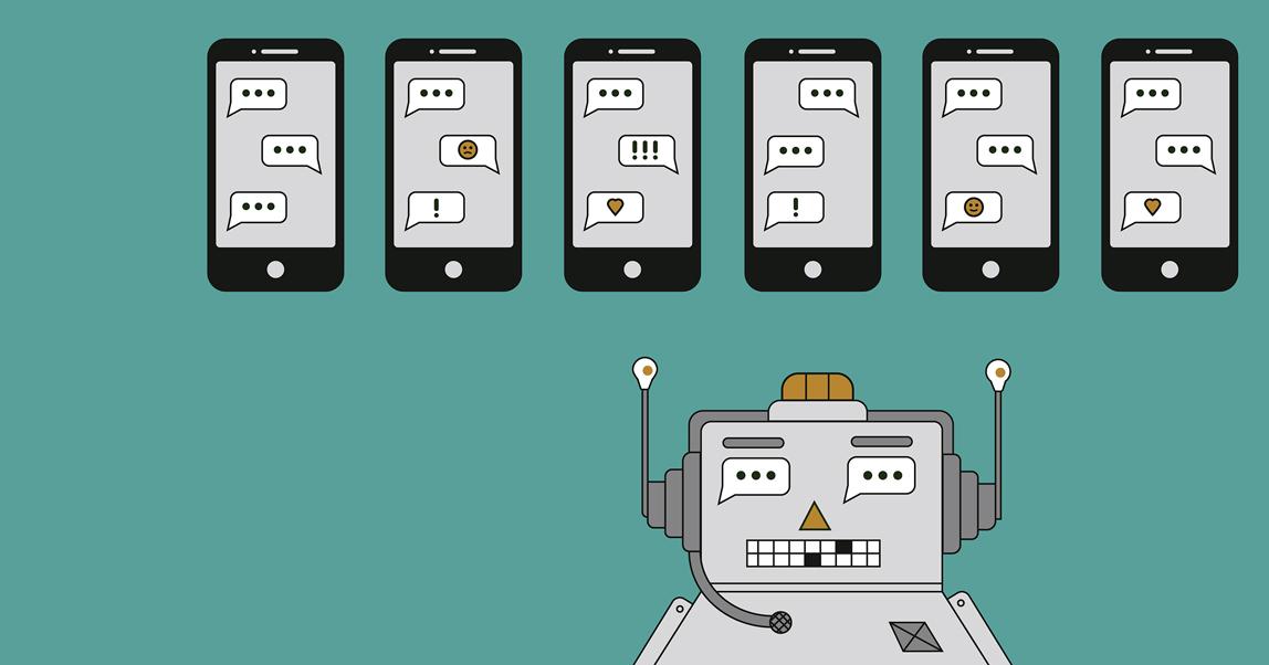 Чатбот для маркетолога: как роботы улучшают репутацию бренда, повышают вовлеченность аудитории и заставляют больше покупать