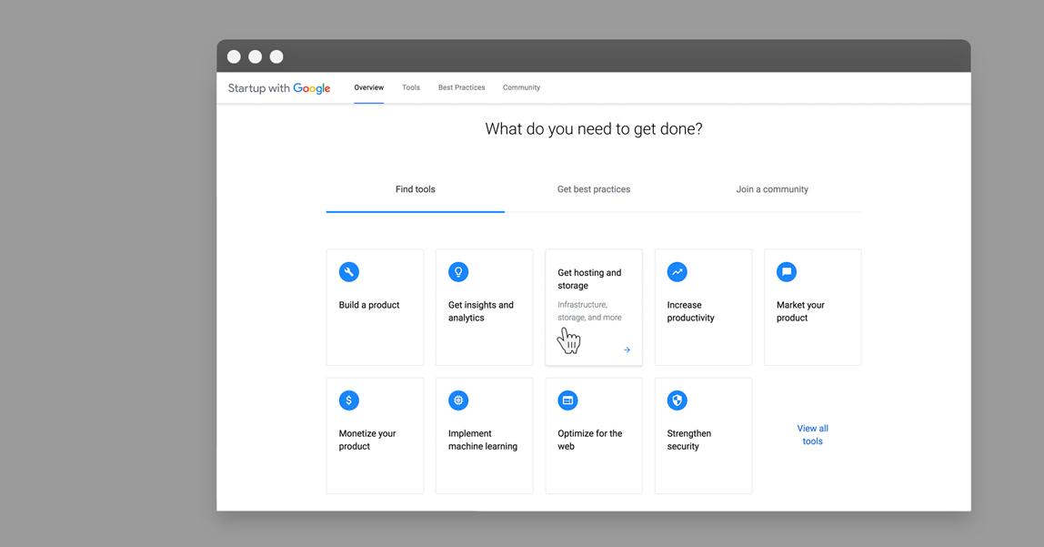 Google для стартапов. Самые полезные инструменты Google для предпринимателей