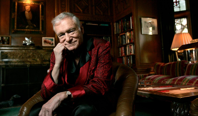 Основатель Playboy Хью Хефнер: от копирайтера до создателя секс-империи