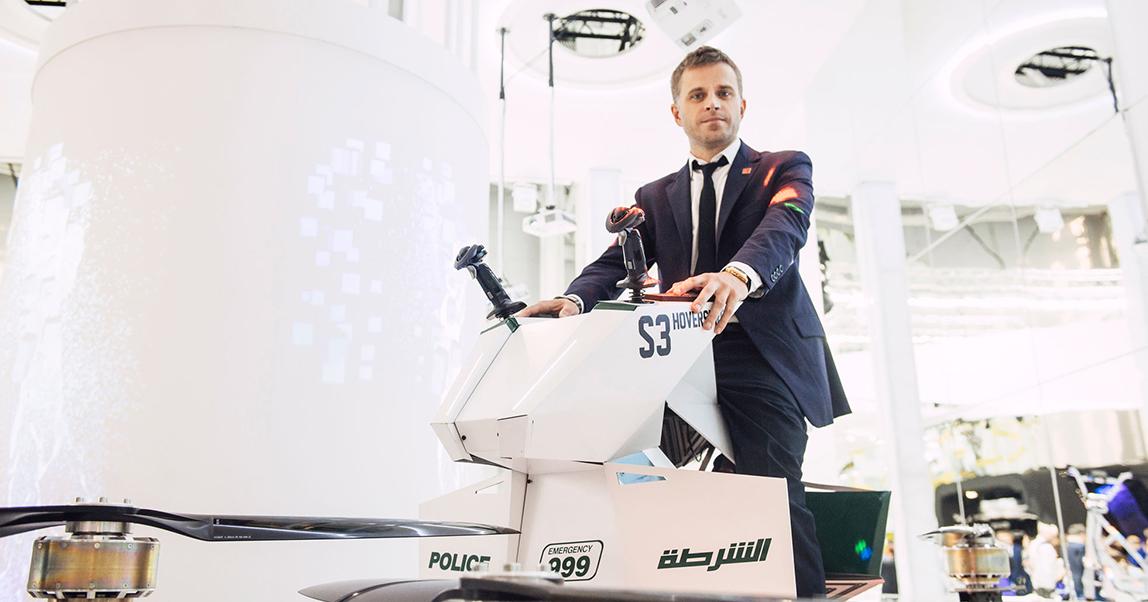 Hoversurf: создать транспорт будущего (и взлететь на хайпе)