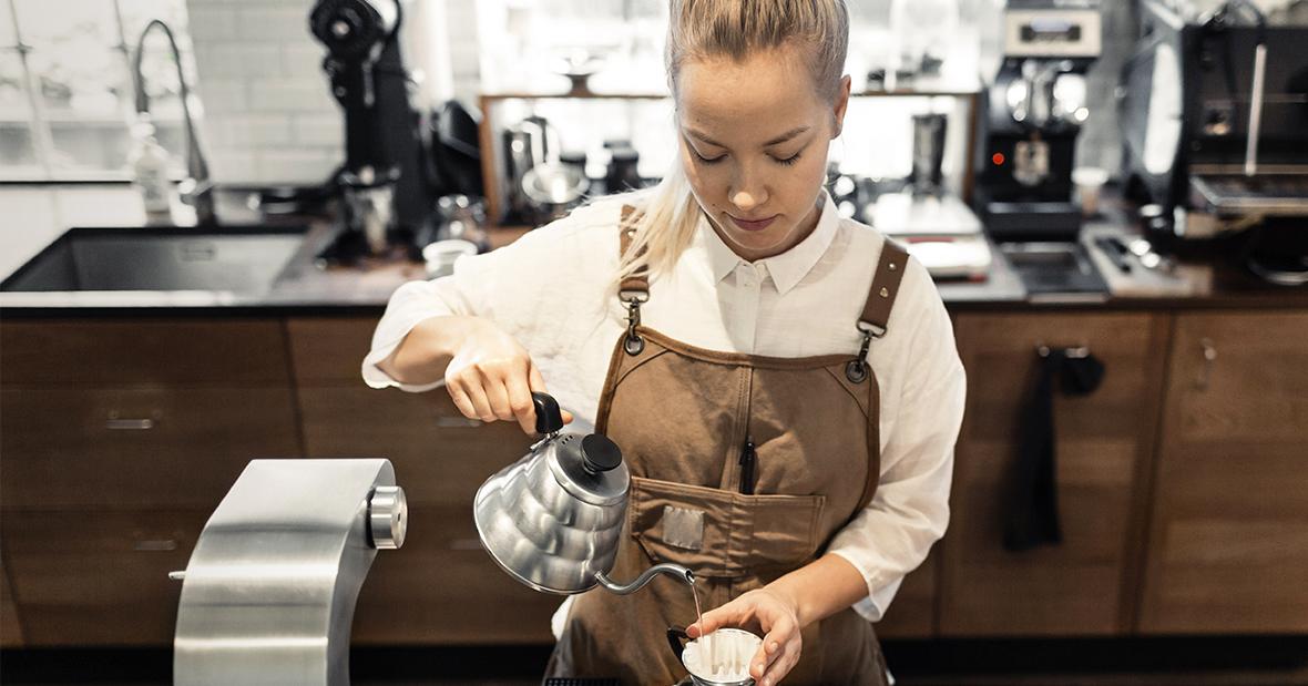 Открываем кофейню: локация, зерно, концепция, деньги