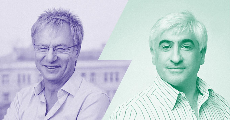 Как стартапу преуспеть на мировом рынке: дебаты Галицкого и Туркота